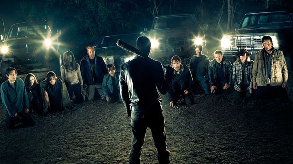 The Walking Dead : Mars of staking. - Actueel