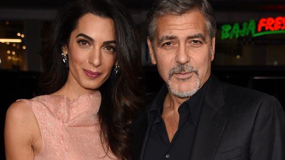 Amal en George Clooney verwachten tweeling - Actueel