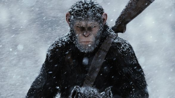 War for the Planet of the Apes - First rushes