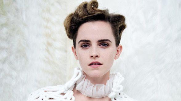 Emma Watson begrijpt kritiek op fotoshoot niet - Actueel