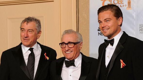 Scorsese voor het eerst in zee met zijn twee lievelingsacteurs - Actueel