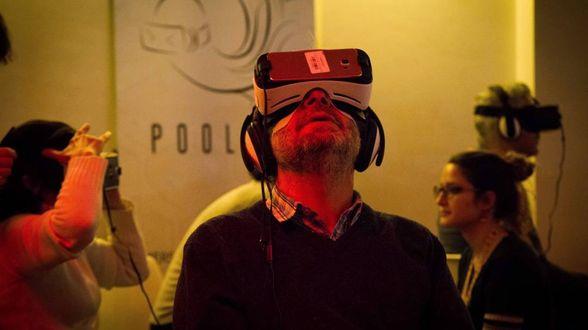 Experience-festival dompelt bezoekers voor tweede keer onder in de virtual reality - Actueel