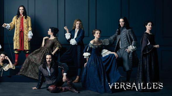 Pieter Van Hees draait laatste drie afleveringen van derde seizoen Versailles - Actueel