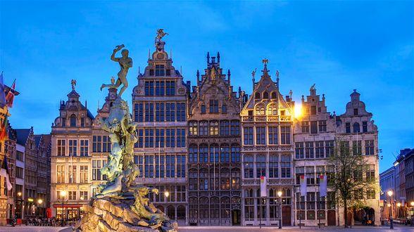 Chinese tv-reeks komt voor opnames naar Antwerpen - Actueel