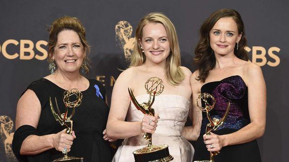Big Little Lies en The Handmaid's Tale grote winnaars op Emmy Awards - Actueel