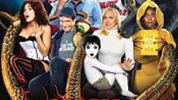 Scary Movie 4 - Bespreking