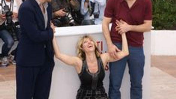 Valéria Bruni Tedeschi, een frisse wind in Cannes. - Actueel