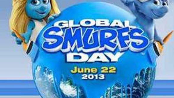 Vier de Smurfen op 22 juni! - Actueel