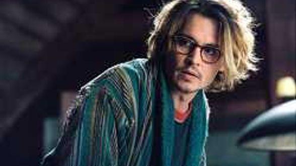 Johnny Depp als bankovervaller - Actueel