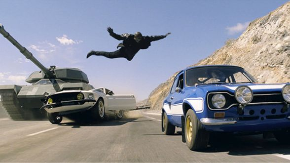 Fast and Furious 6 - Review