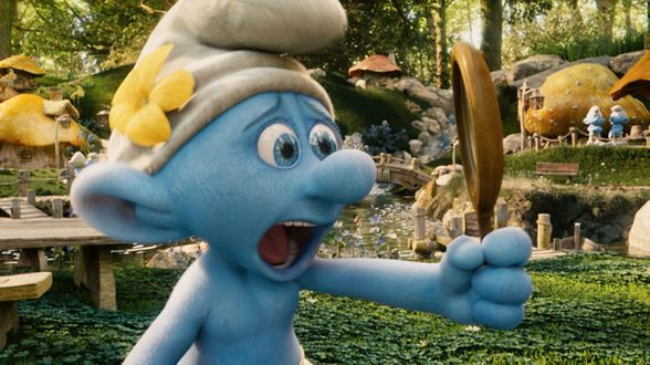 Sony gaat de Smurfenfilm rebooten met een 100% CGI film - Actueel