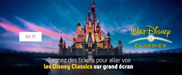 Disney @ White !