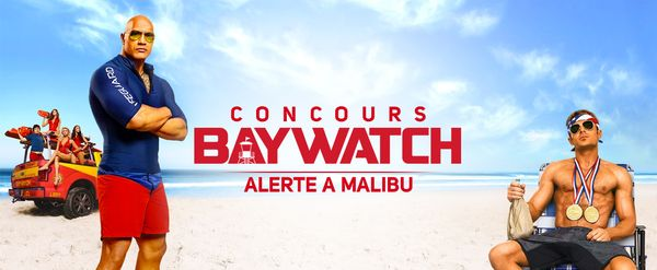 Baywatch : Concours Photo