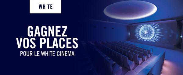 Tickets White Cinéma