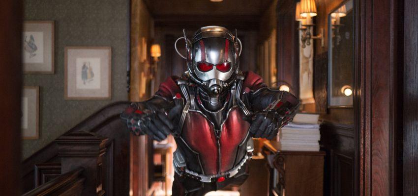 Ant-Man: Maxi Graal et la fourmi.