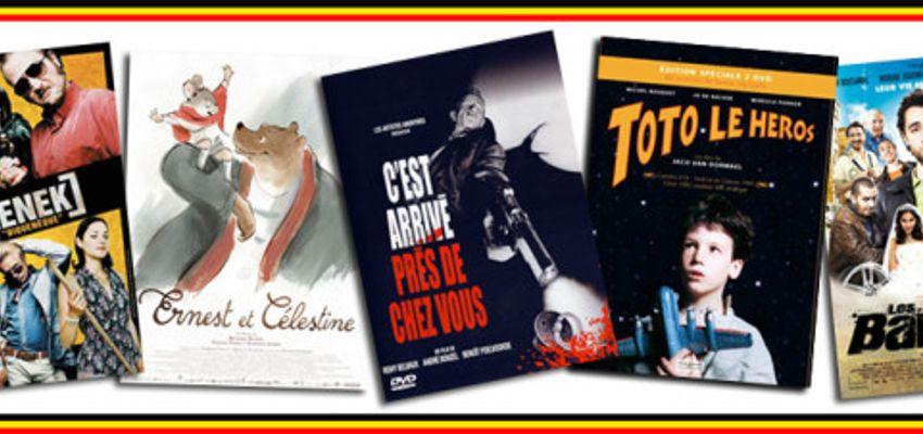 Nos cinq films belges préférés