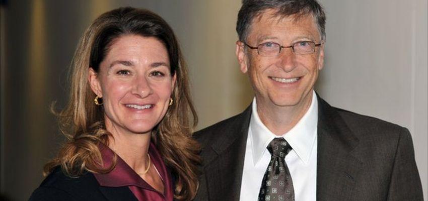 Bill en Melinda Gates: