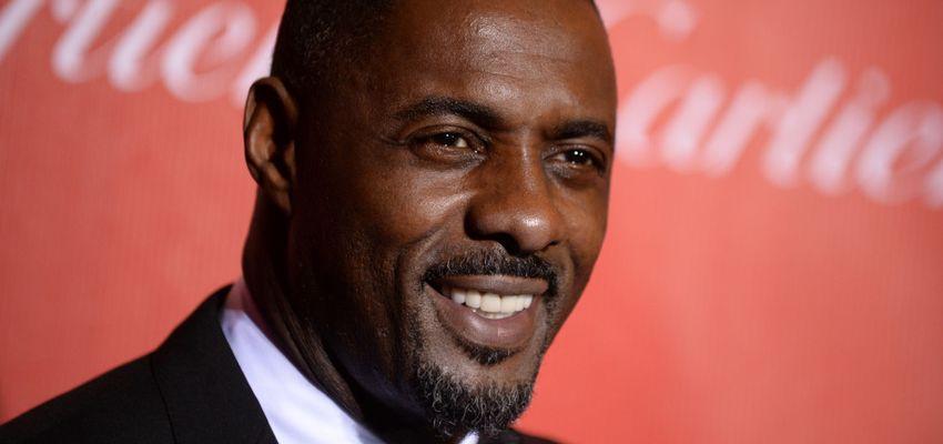 Hoofdrol voor Idris Elba in Stephen King-film