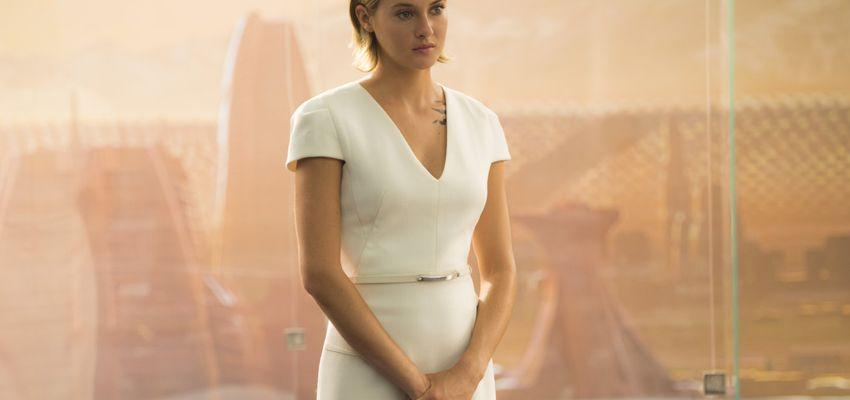The Divergent Series: Allegiant: De confrontatie met de wijde wereld