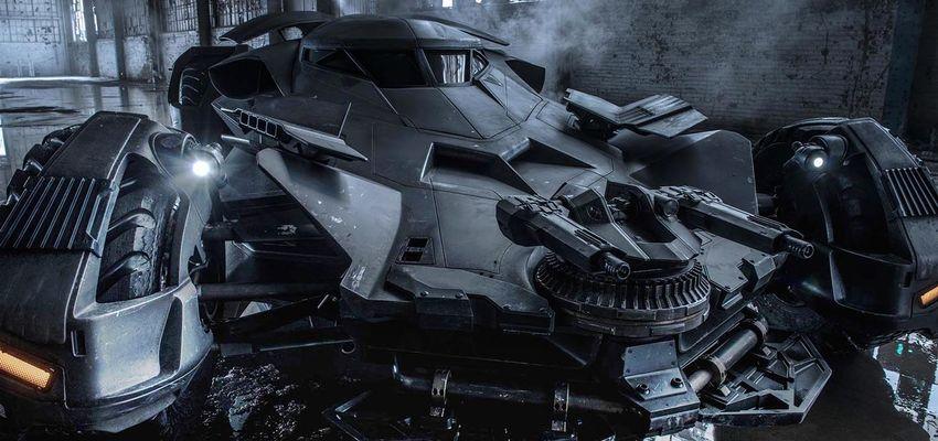 Uitgever Batman wint rechtszaak over namaak beroemde Batmobile
