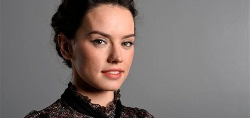 Wordt Star Wars-actrice Daisy Ridley de nieuwe Lara Croft?