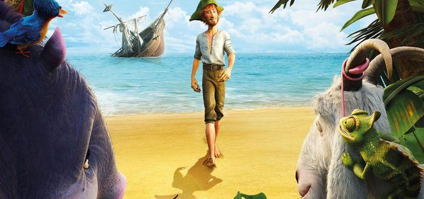 Robinson Crusoe door de ogen van een Ara