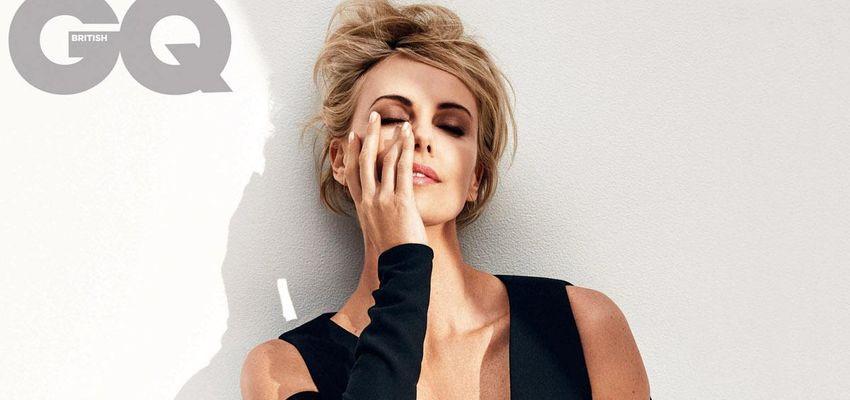 Charlize Theron woedend over het schoonheidsideaal van Hollywood