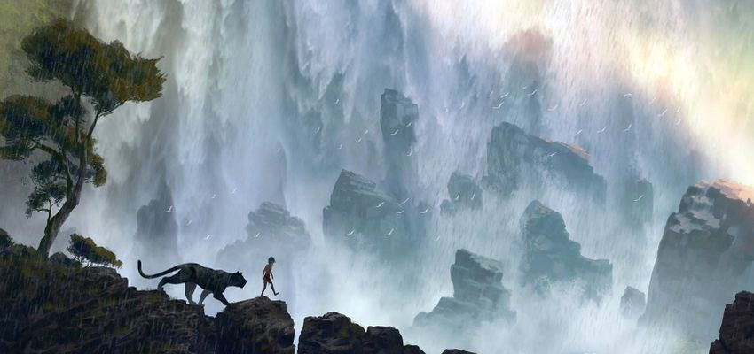 The Jungle Book, Triple 9, The Lady in the Van... Uw Cinereview.