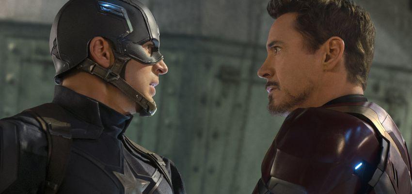 Captain America: Civil War: Captain America v Iron Man