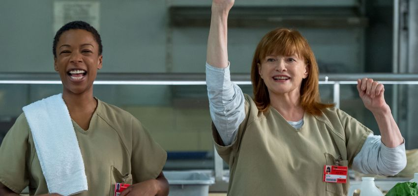 Orange is the New Black : Netflix in de gevangenis.