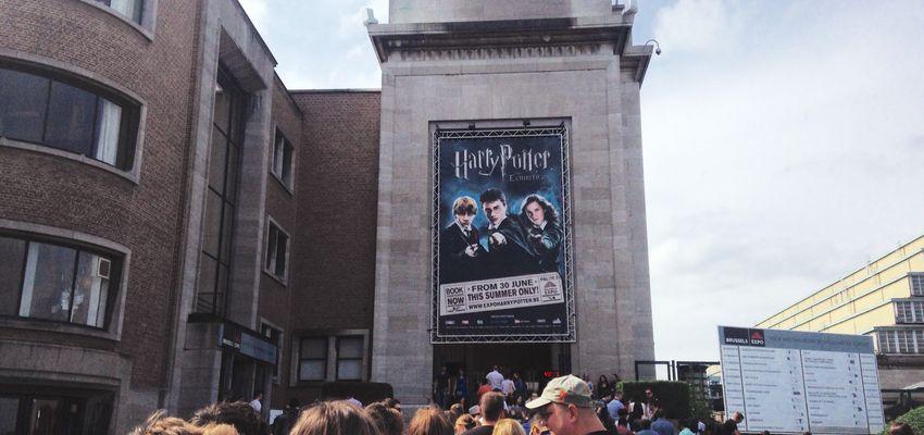 Review Harry Potter The Exhibition in Brussel: herinneringen oprakelen in een handomdraai.