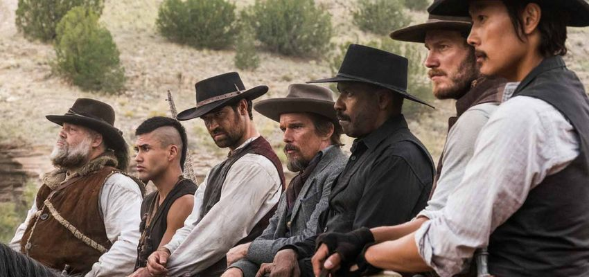 The Magnificent Seven : Western en karma.