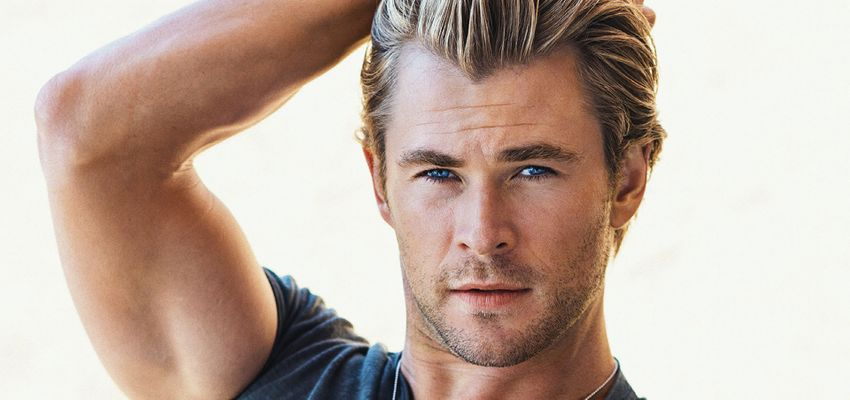 Chris Hemsworth ook in volgende Star Trek