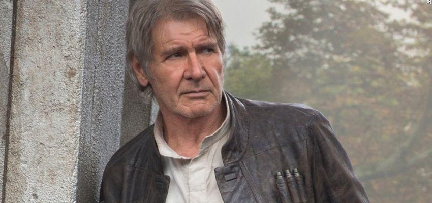 Harrison Ford aan de dood ontsnapt tijdens opnames Star Wars