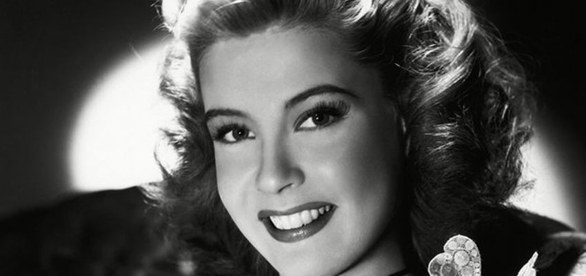 Naoorlogse Hollywood-ster Gloria DeHaven overleden