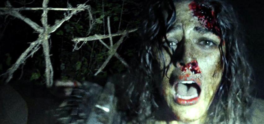 Blair Witch : vervloekt is diegene die slecht denkt