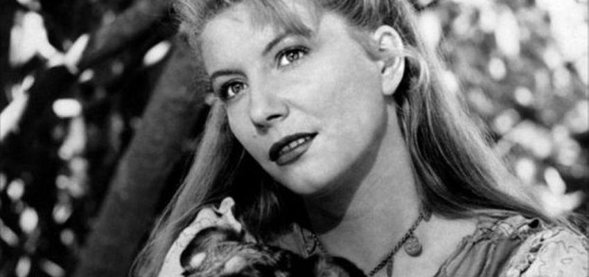 Jacqueline Pagnol, de eerste