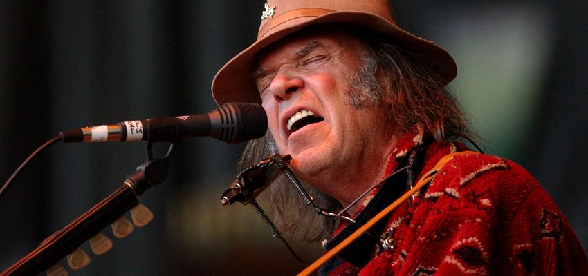 Neil Young brengt komende jaren zes of zeven films uit