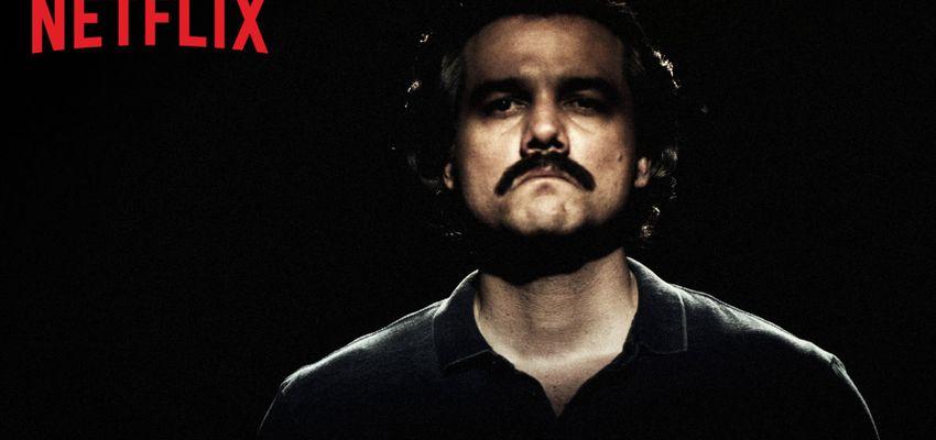 Narcos Seizoen 2 : Escobar op rails (NETFLIX)