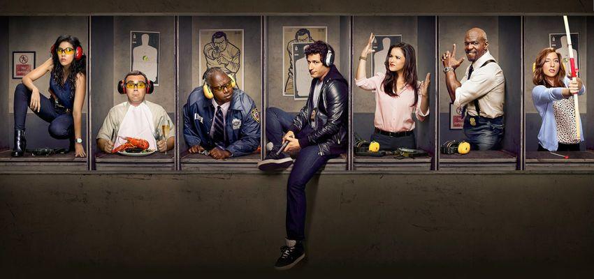 Brooklyn Nine-nine : het vierde seizoen !