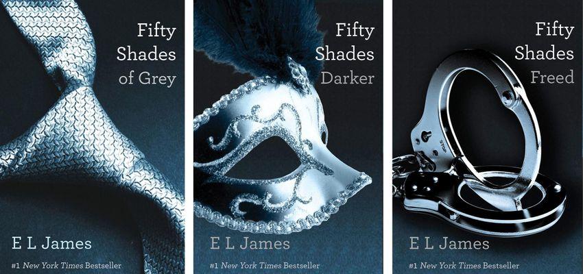 Vijfde deel van Fifty Shades of Grey in de maak