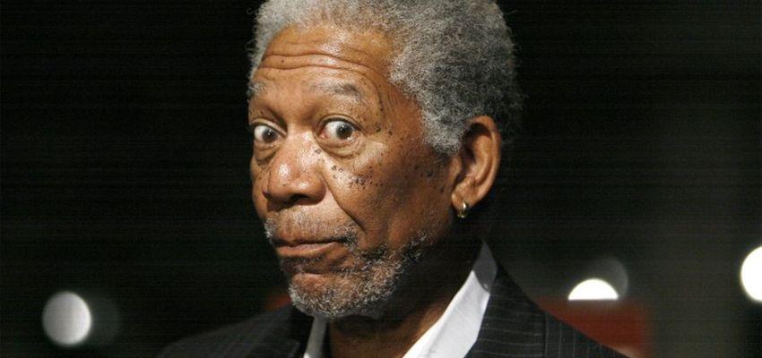 Morgan Freeman gelauwerd door Obama
