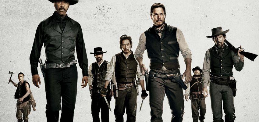 Film van de week : zetten we alles in op The Magnificent Seven ?