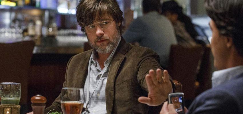 Brad Pitt niet op première nieuwe film vanwege gezinsproblemen