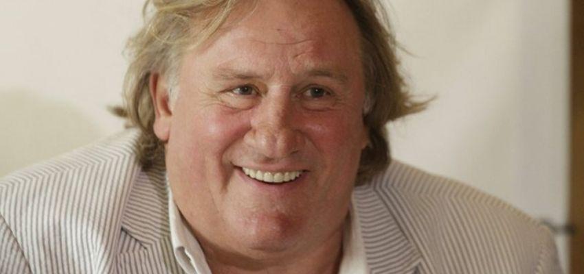 Gérard Depardieu speelt rol van moordenaar in You Only Live Once
