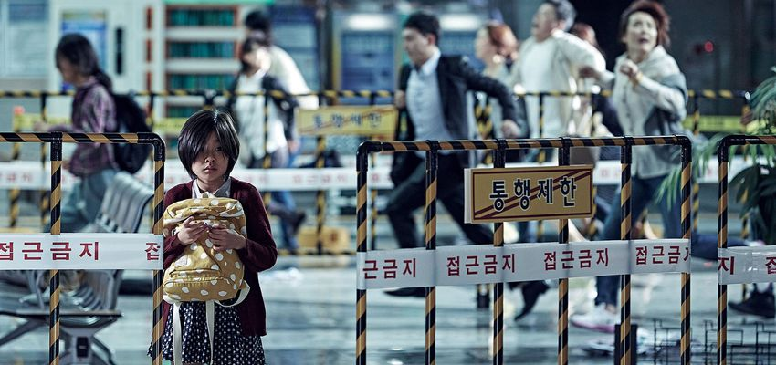 Film Van De Week: Train to Busan.