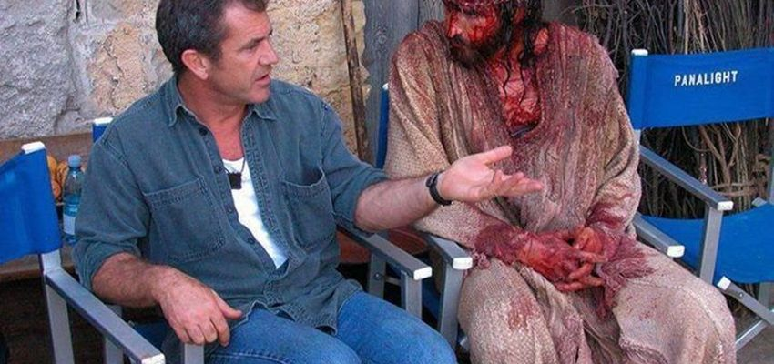 Mel Gibson maakt vervolg op 'Passion Of The Christ'