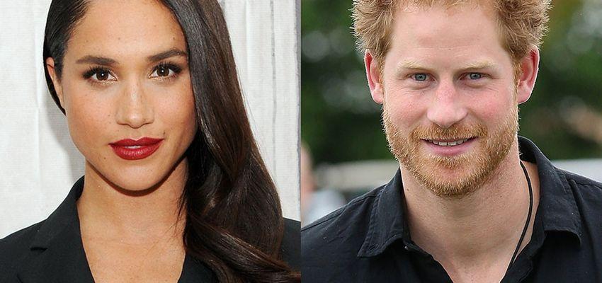 Amerikaanse actrice Meghan Markle officiële vriendin van prins Harry