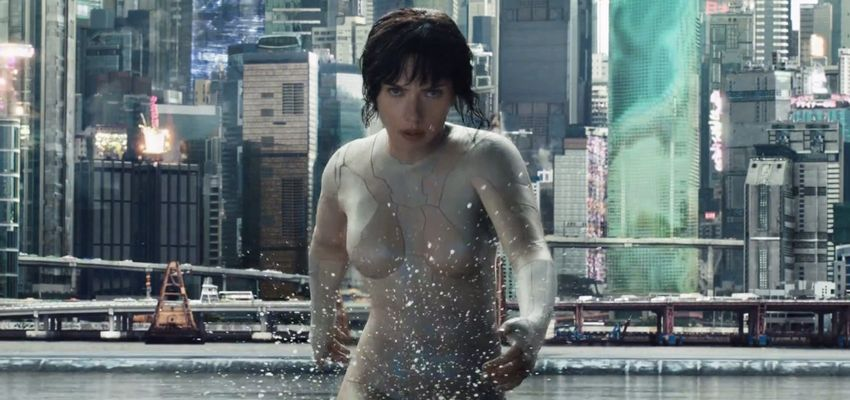 Ghost in the Shell: is Scarlet Johansson te blank?