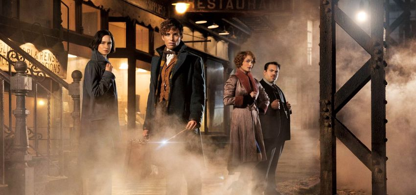 Film van de Week: Fantastic Beasts and Where to Find Them